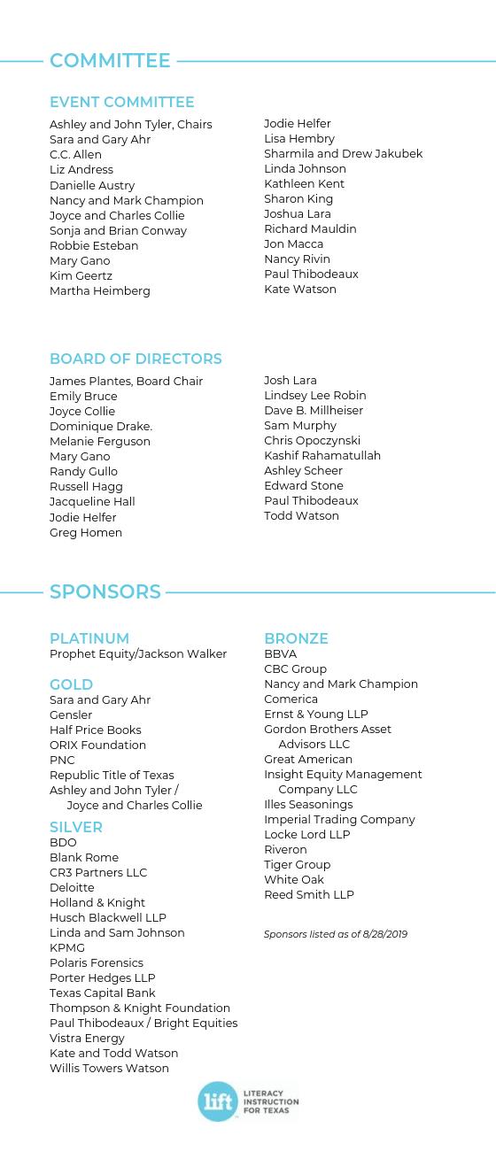 TTL Committee List 9.10 2